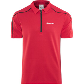 Gonso Henrik - Maillot manches courtes Homme - rouge